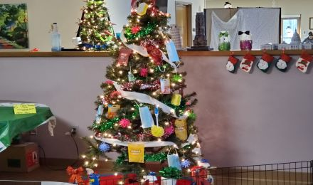 Christmas Cheer at Immanuel Pathways PACE - Central Iowa