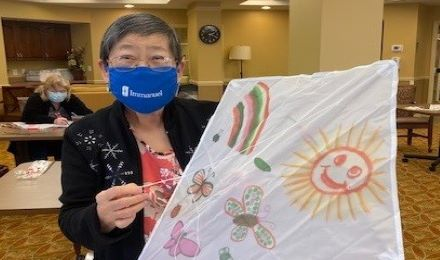 Image for Crafty Kites at Immanuel Village